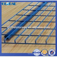 Plate-forme de treillis métallique en acier pour le stockage