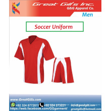Frauen Fußballuniform Fußballbekleidung / Fußballuniform / Fußballbekleidung