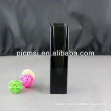 crystal black glass vase for home office wedding decration or gift or souvenirs