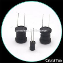 0608 Inductor de plomo con radios radiales para teléfono inalámbrico