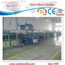 горячая распродажа края PVC линия штранг-прессования диапазона с сертификатом SGS