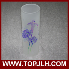 Декоративные пустой сублимации стекла цветок ваза