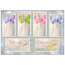 BUTTERFLY TIEBACK curtain holdback hold tie back ribbon