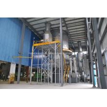 Maquinaria de secagem por pulverização centrífuga de velocidade