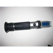 Refractómetro de mano portátil Brix para la venta