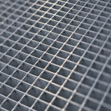 Barisan Galvanzied Hot Dipped Steel Grating