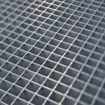 Hot mencelupkan Galvanzied Steel Bar Grating