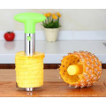 2018 promotional Kitchen tool Item Stainless steel Fruit Slicer Stainless Pineapple Corer