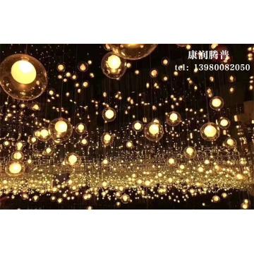 Customized LED  Synchronous Optical Fiber Ball Lights