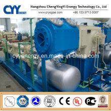 CNG17 Skid-Mounted Lcng CNG LNG Kombi-Tankstelle