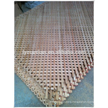 beech wood lattice panel