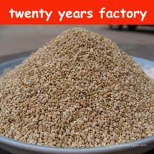 Abrasive Maiskolben zum Trocknen und Polieren von Metallen.