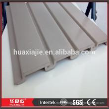 Pvc Foam Slat Wall Panel For Storage