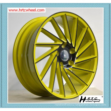 excellent quality competitive price lastest design modify car alloy wheels rims factory in China for over 15 years