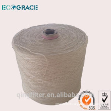 very low shrinkage PTFE sewing thread