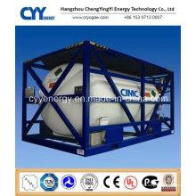 2015 Conteneur-citerne haute pression GNL Lox Lin Lar Lco2
