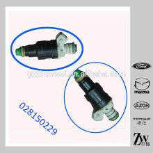 Piezas de repuesto Buen inyector de carburante de coche Boquilla Para FOR (D), MAZDA OEM 028150229