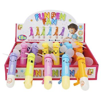 Мультфильм Пластиковые игрушки Мини Рука Swing Fan (H9090007)