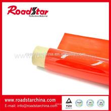 rollos de PVC reflectantes prismáticos