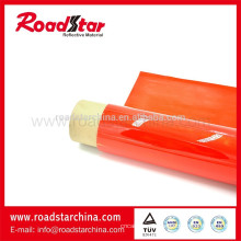 rolos de PVC refletivos prismáticos