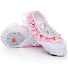 Pointe Shoes Dance Flexible Dance Practice Soft Ballet Shoes for Adult/Kids/Girls