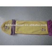 Дети флисовой шляпы & шарф набор