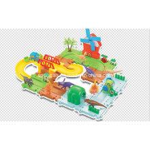 Dinosaurier-Züge Set Track Toys mit hoher Qualität