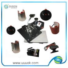 8 in 1 heat transfer paper printing machine
