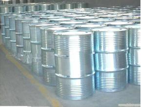 Dichloromethane drums