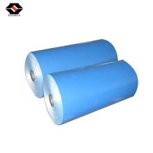 Bobinas de aluminio recubiertas de color laminadas en frío y sumergidas