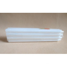 Doméstico branco vara vara cônico para o jantar