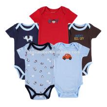 2017 neue Stil Baby 5 Stücke Sport Body Erwachsene Baby Strampler