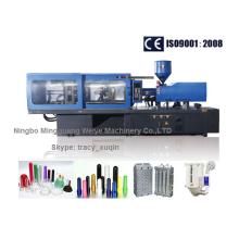 Machine de moulage par injection pré-mouillée haute vitesse avec servo-système