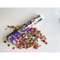 New Design Transparent Tube Party Popper