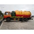 Dongfeng 15000 Litres Septic Vacuum Trucks