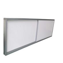 Mobiliário de sala de aula Quadro branco escolar Vários tamanhos disponíveis