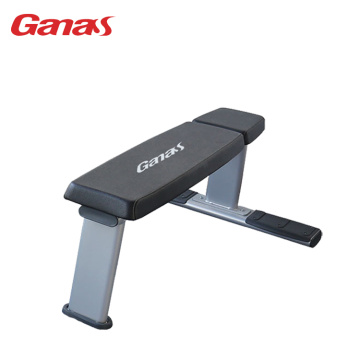 Peralatan Latihan Gym Komersial Flat Bench