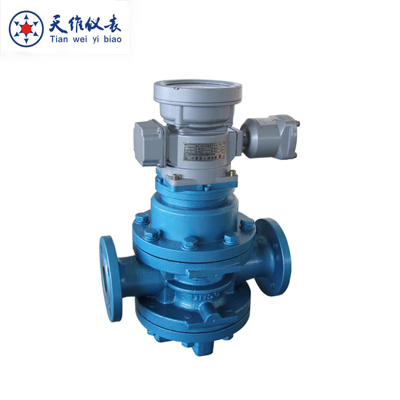 Heavy fuel oil flow meter,PD flow meter