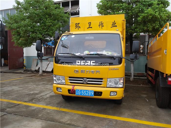 Sewage Disposal Car 1