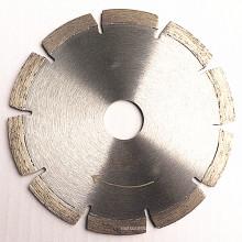 Lâmina de granito de corte a seco (SUGSB) de soldagem a laser