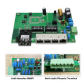 POE+ industrial POE switch PCB boards applied for security Intelligent Building System Integration