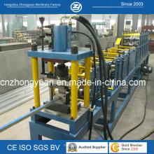 Профилегибочная машина для производства T-образных решеток по индивидуальному заказу