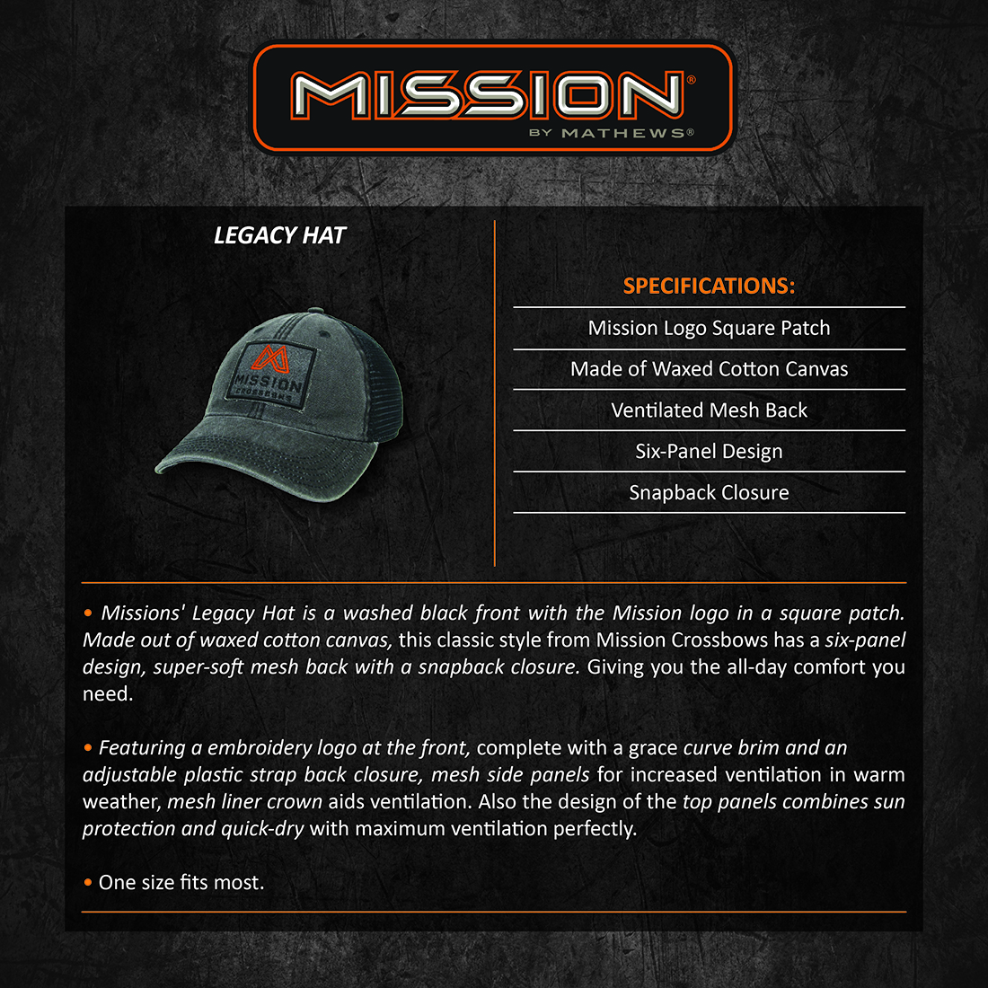 Mission_Legacy_Hat_Product_Description