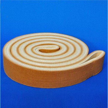 600 graders Celsius PBO Endless Felt Belt