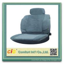 Precio competitivo polyeaster terciopelo cubiertas de asiento de coche