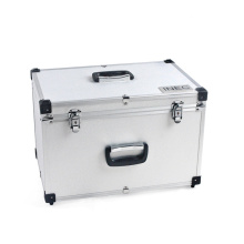 Aluminum Rolling Beauty Box Tool Case (HX-W3642)