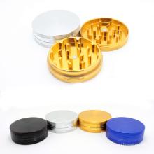 Fabricant Grinder fumant pour acheteur en gros avec différentes couleurs (ES-GD-031)