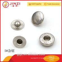 Chine, fournisseur, bouton-pression, bijoux, métal, bouton, matériel, accessoires