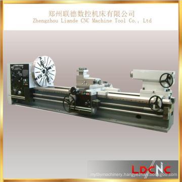 China High Speed Horizontal Light Duty Lathe Machine Cw61125