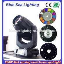 Super brightness beam spot wash Robe Orsam 280W 10r beam